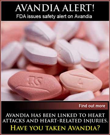 Avandia alert