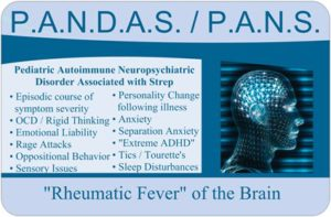 Pandas Pediatric Autoimmune Neuropsychiatric Disorders Associated With Streptococcal Infections